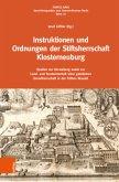 Instruktionen und Ordnungen der Stiftsherrschaft Klosterneuburg