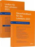Buchpaket Lexikon für das Lohnbüro und Steuerhandbuch 2021