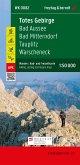 Totes Gebirge, Wander-, Rad- und Freizeitkarte 1:50.000, freytag & berndt, WK 0082