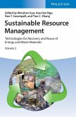 Sustainable Resource Management. 2 Volumes