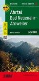 Ahrtal, Bad Neuenahr-Ahrweiler, Wander- und Radkarte 1:25.000