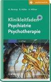 Klinikleitfaden Psychiatrie Psychotherapie (Restauflage)