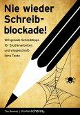 Nie wieder Schreibblockade (eBook, PDF)
