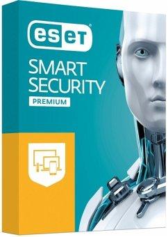 ESET Smart Security Premium (3 User/1 Jahr) (PC+MAC) (Code in a Box)