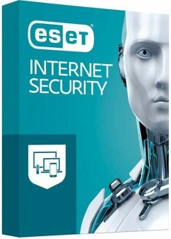 ESET Internet Security (5 User/1 Jahr) (PC/MAC) (Code in a Box)