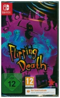 Flipping Death (Code in a Box) (Nintendo Switch)