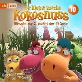 Der Kleine Drache Kokosnuss - Hörspiel zur 2. Staffel der TV-Serie 10 (MP3-Download)