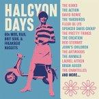 Halcyon Days-60s Mod,R&B,Brit Soul (3cd Box)