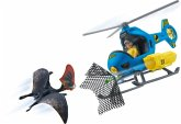 Schleich 41468 - Dinosaurs, Attacke aus der Luft, Spielset