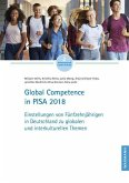 Global Competence in PISA 2018