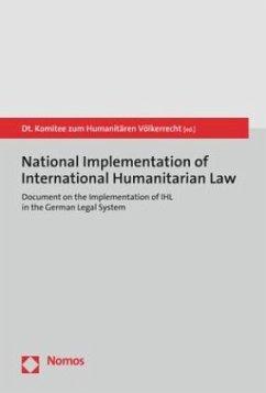 National Implementation of International Humanitarian Law