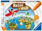 Ravensburger 00070 - tiptoi®, Unsere Reise um die Welt,Geografie Spiel