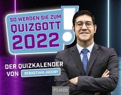 So werden Sie zum Quizgott 2022! - Jacoby, Sebastian