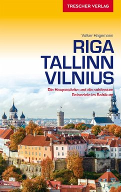 Reiseführer Riga, Tallinn, Vilnius (eBook, PDF) - Volker Hagemann