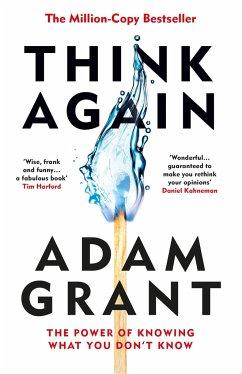 Think Again - Grant, Adam