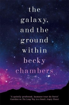 The Galaxy, and the Ground Within - Chambers, Becky