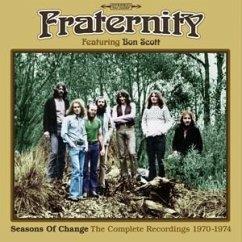 Seasons Of Change 1970-1974 (3cd Box Set) - Fraternity