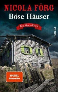 Böse Häuser / Kommissarin Irmi Mangold Bd.12 - Förg, Nicola