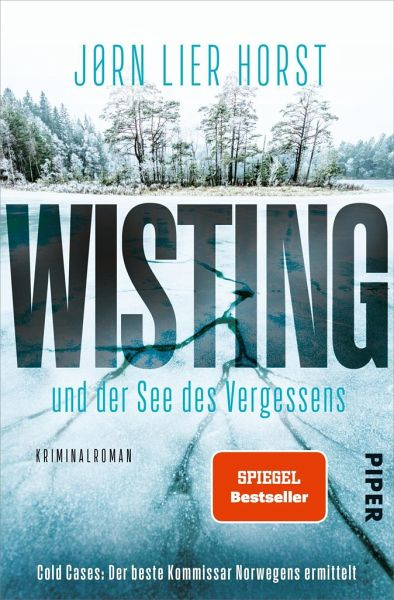 Buch-Reihe William Wisting - Cold Cases
