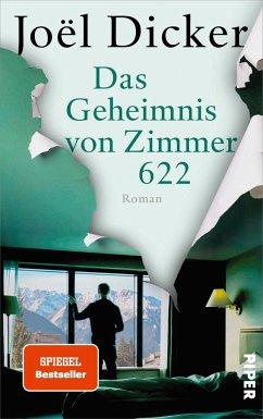 Das Geheimnis von Zimmer 622 - Dicker, Joël
