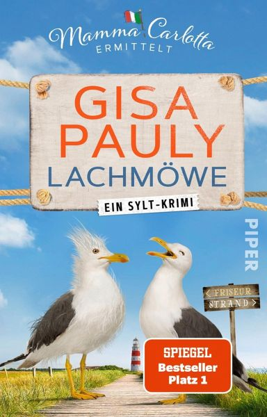 Buch-Reihe Mamma Carlotta von Gisa Pauly