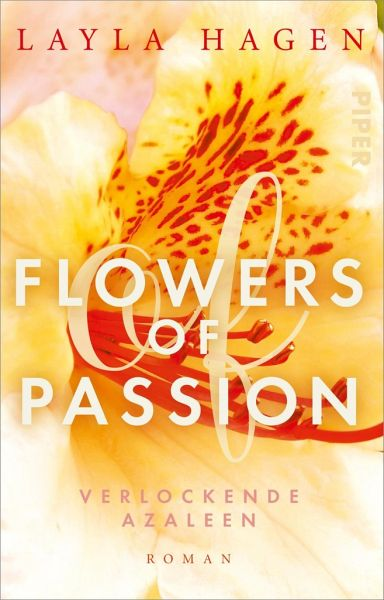 Buch-Reihe Flowers of Passion