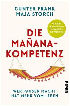 Die Mañana-Kompetenz - Frank, Gunter;Storch, Maja