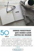 50 Obras Maestras que debes leer antes de morir (eBook, ePUB)