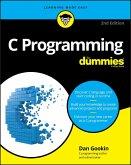 C Programming For Dummies (eBook, PDF)