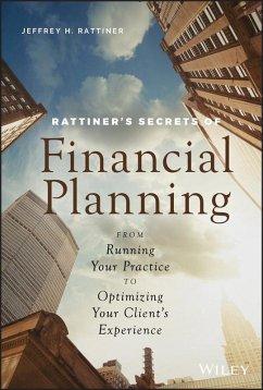 Rattiner's Secrets of Financial Planning (eBook, ePUB) - Rattiner, Jeffrey H.