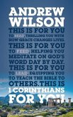 1 Corinthians for You: Thrilling You with How Grace Changes Lives