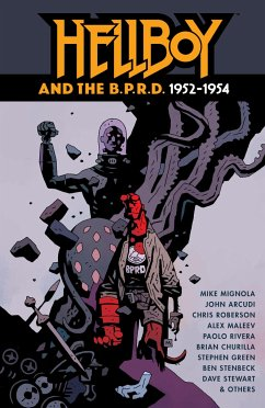 Hellboy and the B.P.R.D.: 1952-1954 - Mignola, Mike
