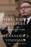 Here, Right Matters (eBook, ePUB)