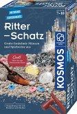 KOSMOS 657994 - Ritter Schatz, Grabe funkelnde Münzen und Spielsteine aus, Mitbring Experimente