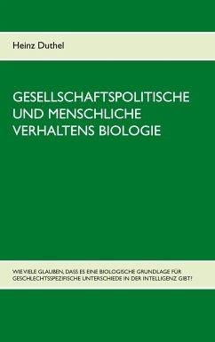 Gesellschaftspolitische und menschliche Verhaltens Biologie