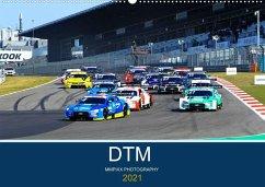 DTM 2021 (Wandkalender 2021 DIN A2 quer)