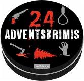 Adventskalender in der Dose - 24 Adventskrimis
