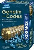 KOSMOS 658076 - Geheim Codes, Zahlen Geheimverstecke, Mitbring Experimente