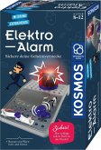 KOSMOS 658083 - Elektro-Alarm, Elektonik Bausatz, Mitbring Experimente