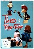 Theo & Tipp und Topp - Zeichentrick der DDR, 1 DVD