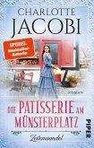 Die Patisserie am Münsterplatz - Zeitenwandel / Die Kuchenkönigin von Straßburg Bd.1 (eBook, ePUB)