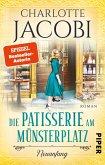 Die Patisserie am Münsterplatz - Neuanfang (eBook, ePUB)