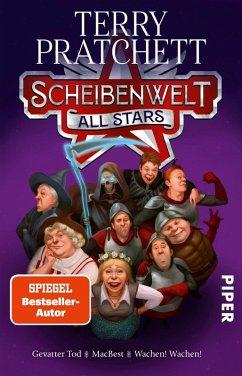 Scheibenwelt All Stars (eBook, ePUB) - Pratchett, Terry