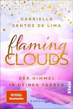 Flaming Clouds - Der Himmel in deinen Farben / Above the Clouds Bd.1 (eBook, ePUB) - Santos de Lima, Gabriella