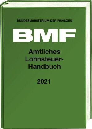 Amtliches Lohnsteuer-Handbuch 2021 - Fachbuch - bücher.de