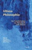 Ultima Philosophia (eBook, PDF)