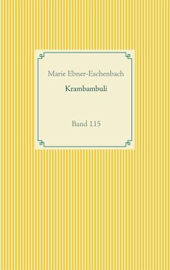 Krambambuli (eBook, ePUB)
