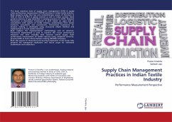 Supply Chain Management Practices in Indian Textile Industry