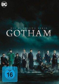 Gotham: Die komplette Serie Gesamtedition - Ben Mckenzie,Donal Logue,David Mazouz