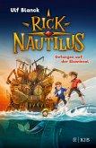Gefangen auf der Eiseninsel / Rick Nautilus Bd.2